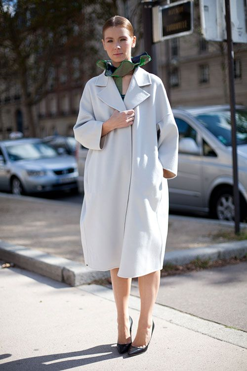 Street Style Spring 2013: Paris Fashion Week | Russian ladies ...