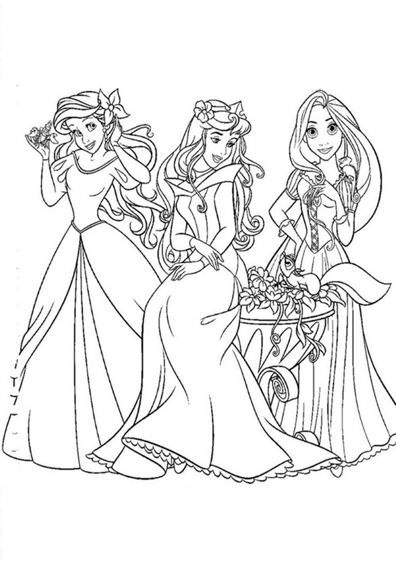 Kolorowanka Ksiezniczki Disney 10 Jpg 794 1123 Princess Coloring Pages Disney Princess Coloring Pages Disney Princess Colors