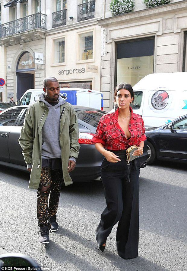 CSS Spotlight // Kanye West Wearing