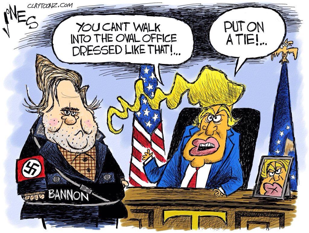 Discussion Reports Trump Sidelined Bannon From Decision To Fire