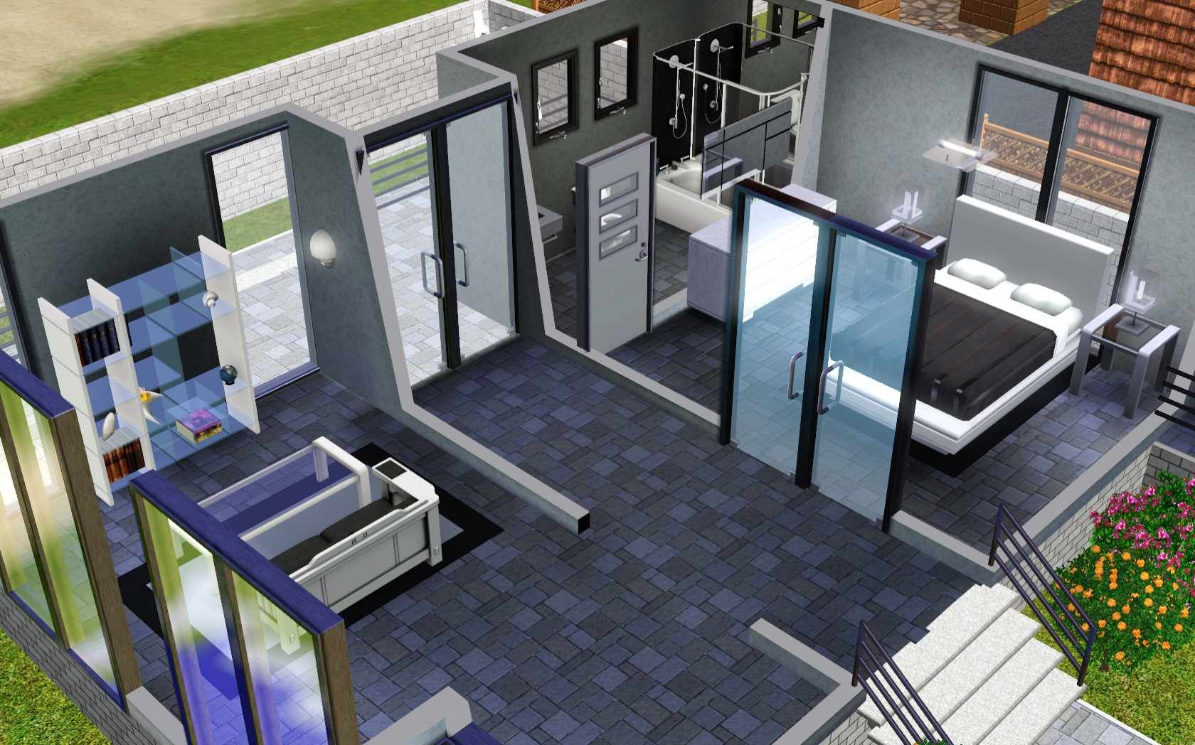 Bon The Sims House Design