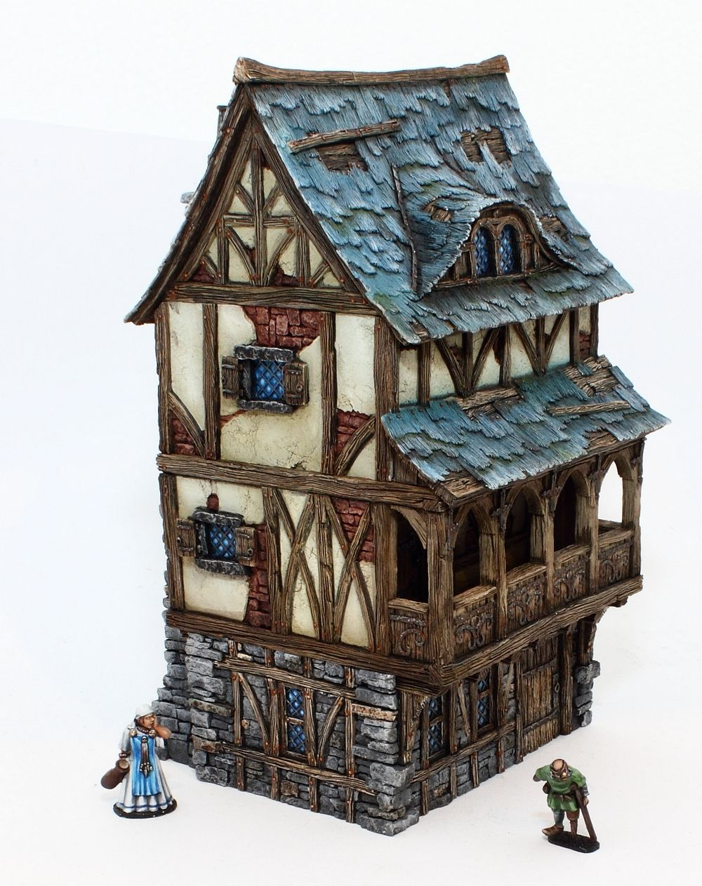 Review: Tabletop World Townhouse II