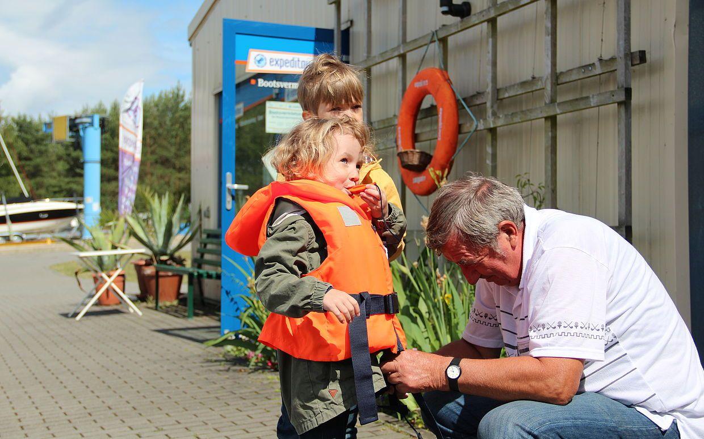 brandenburg ideal für kinder ist das wassersportzentrum