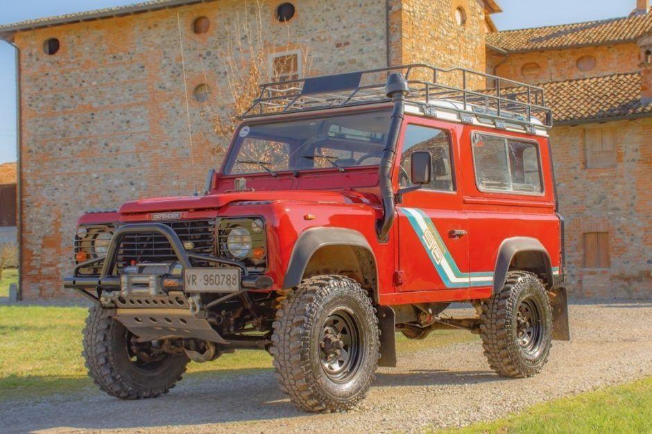 1993 Land Rover Defender 90 200tdi Land Rover Defender Land Rover Defender 90