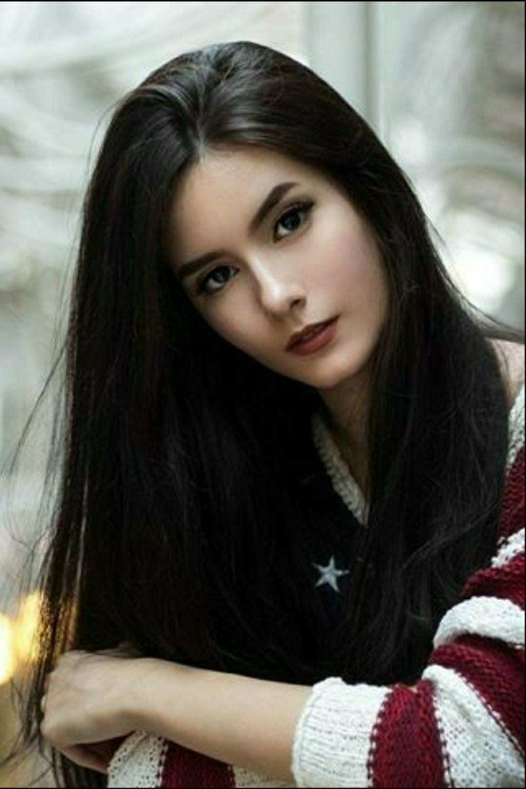 Pin by Beauty Woman Puzzle 美女拼圖 on Pretty Face Pretty