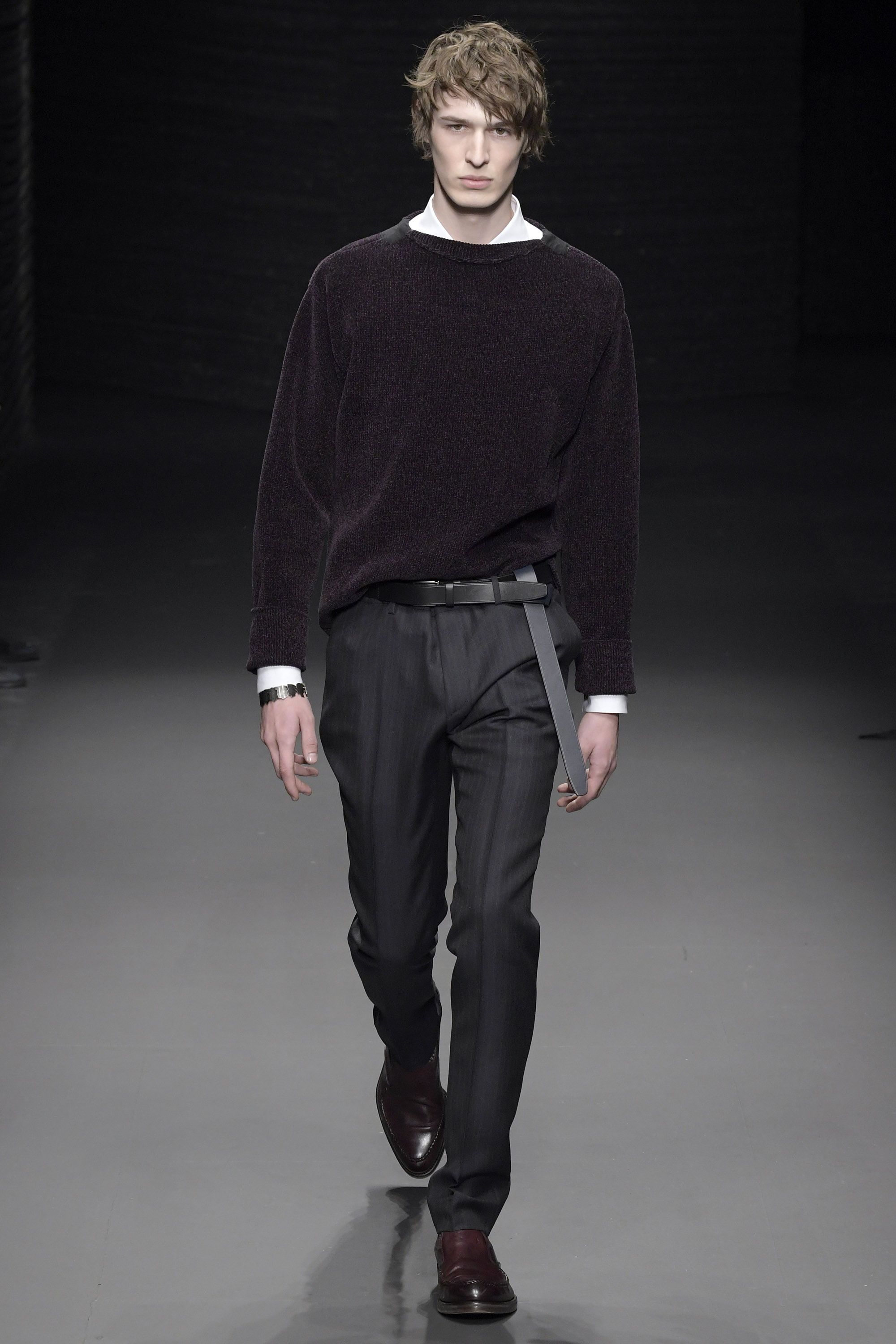 Salvatore ferragamo autumnwinter menswear winter
