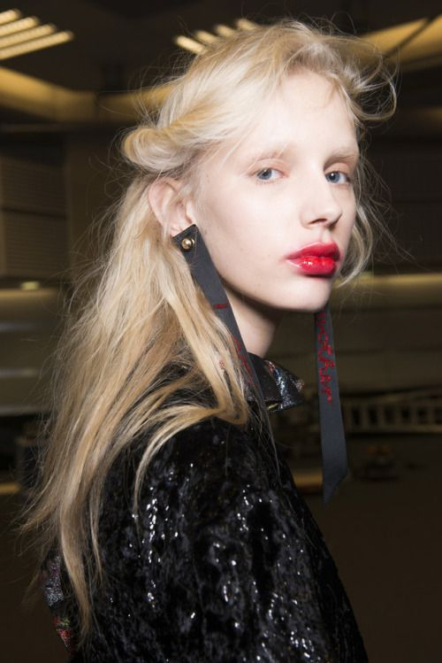 awesome Inspiration Mode - Preen Fall 2017 Backstagesource:TheImaxtreePhoto/Imaxtree Check more at https://listspirit.com/inspiration-mode-preen-fall-2017-backstagesourcetheimaxtreephotoimaxtree-2/