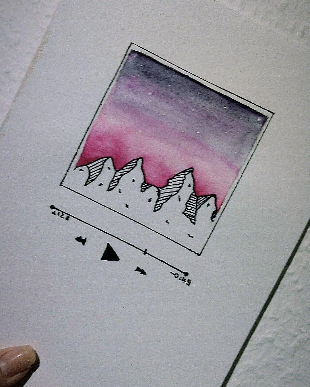 pin von amelia bockholdt auf zum nach malen  berge