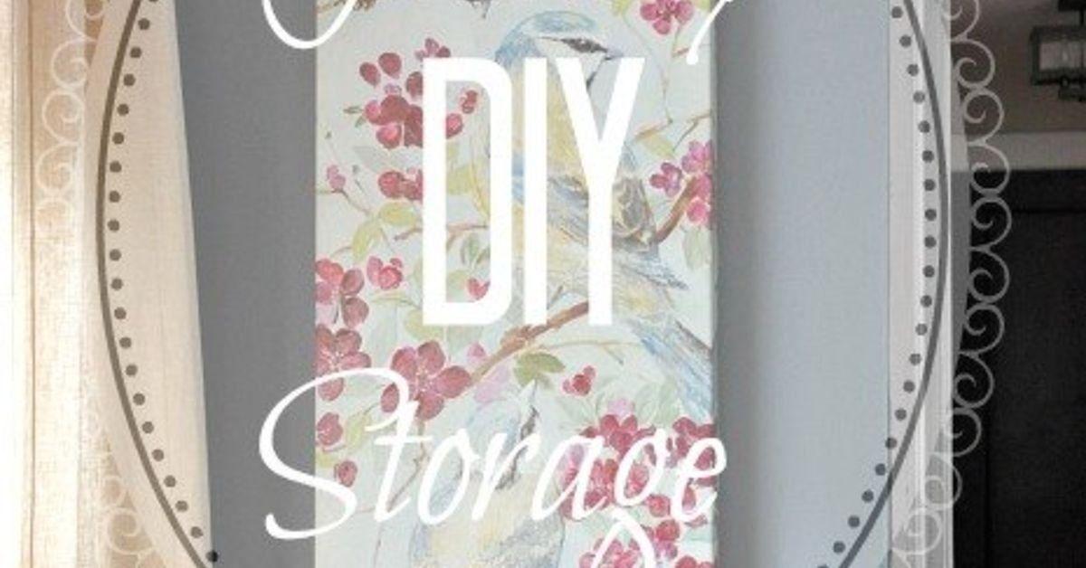 Photo of DIY Hidden Jewelry Storage | 1000