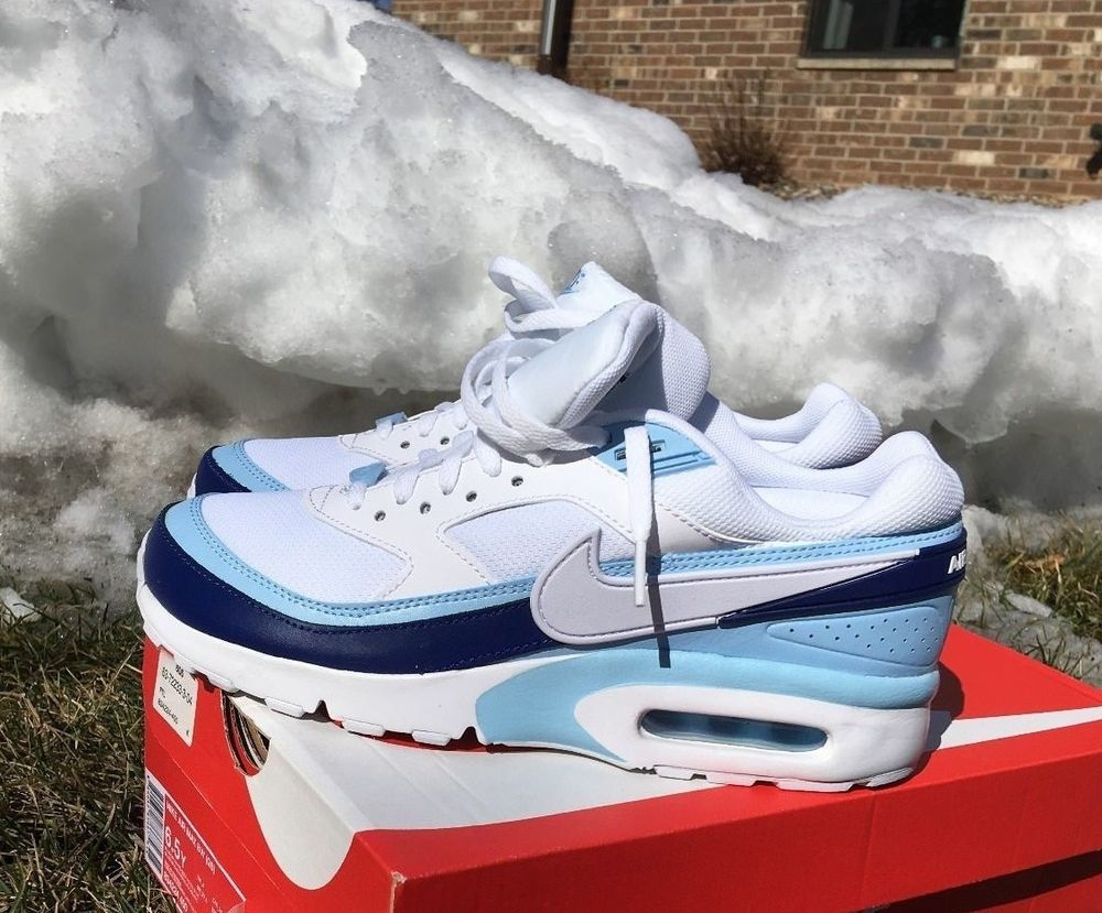 AIR MAX BW (GS)  SZ 6.5 Y / 7.5 WMN