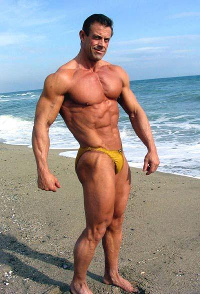 Alain Petriz (French Bodybuilder) | Bodybuilder / Alain