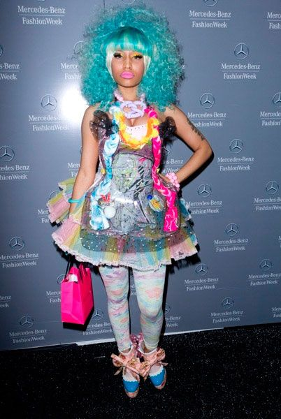 Most Extravagant Nicki Minaj Outfits Nicki Minaj Outfits And Nicki Minaj