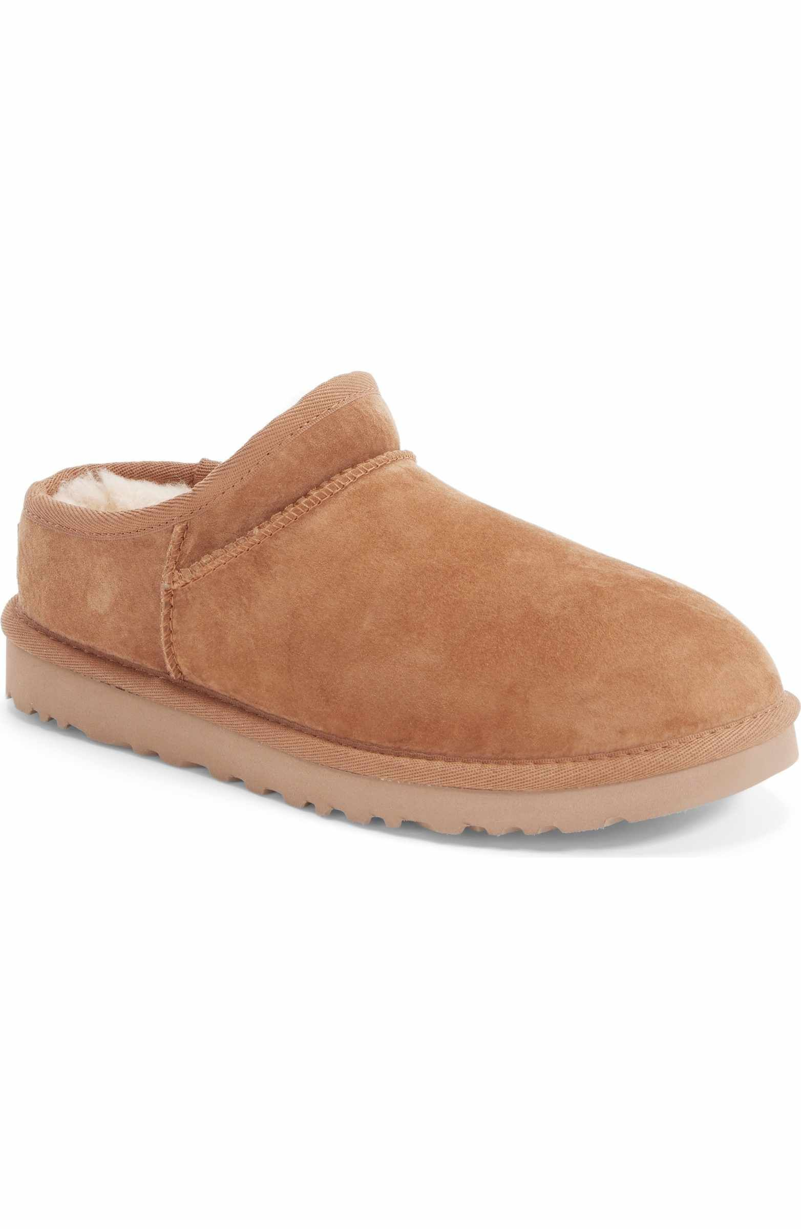 35ff078a79d5 Main Image - UGG® Classic Water Resistant Slipper (Women)