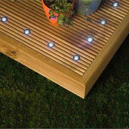 12v Led Outdoor Deck Lighting White Dl070 Stainless Led Deck Lighting Outdoor Deck Lighting Deck Lighting
