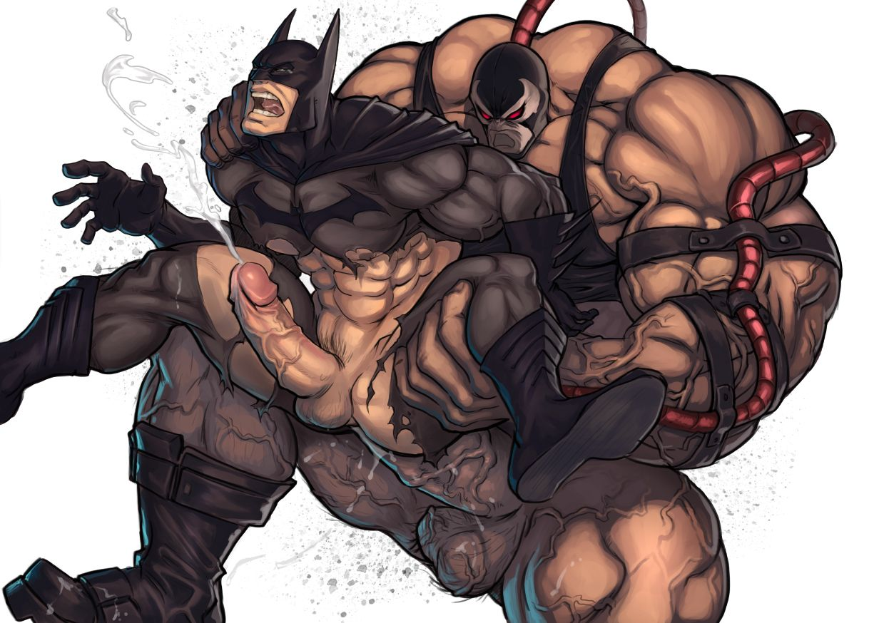 Raven recommend best of porn batman gay