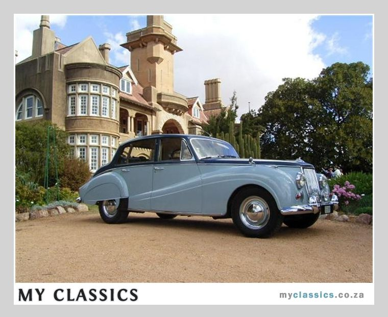 1960 ARMSTRONG SIDDELEY ARMSTRONG SIDDELEY STAR SAPPHIRE  classic car