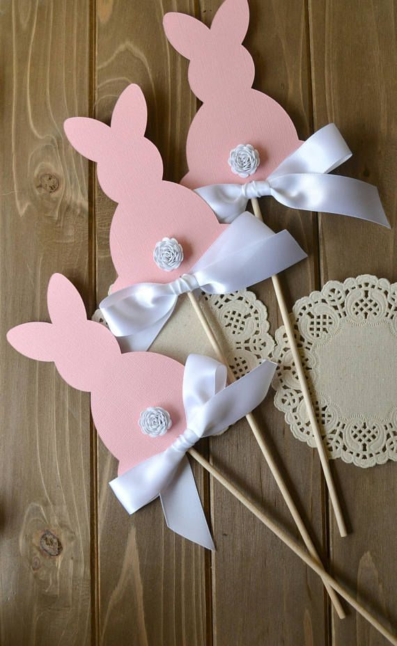 Photo of Some Bunny is One Centerpieces – Bunny First Birthday – Some Bunny is One Decor – Bunny Birthday Party – Spring Birthday Party