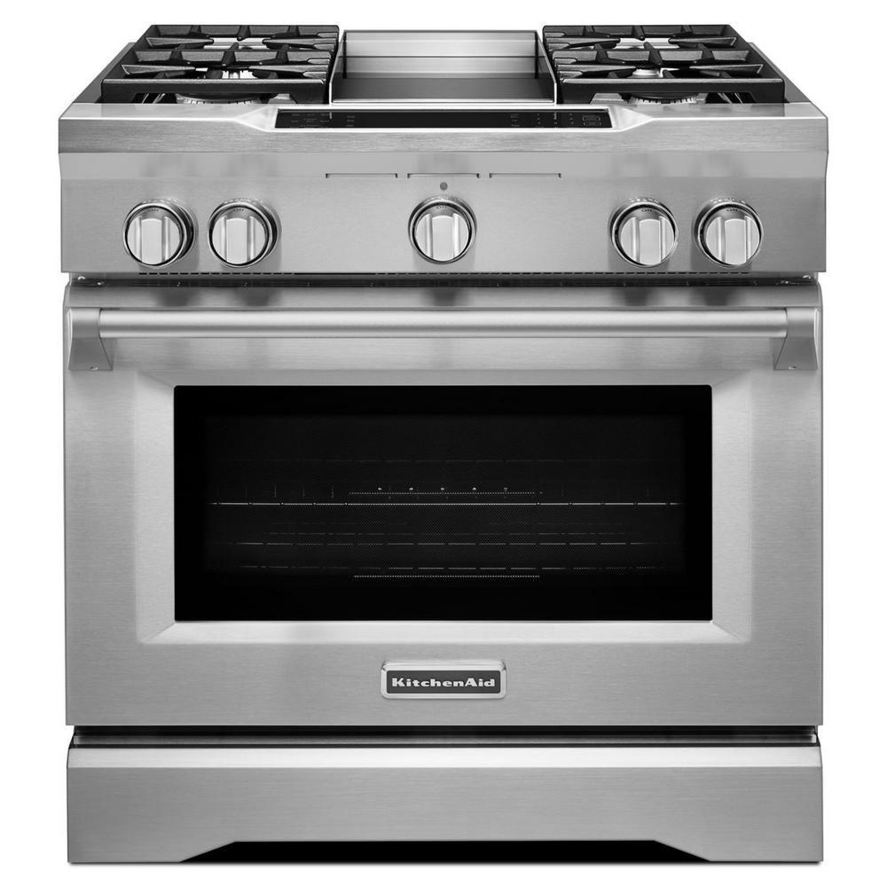 kitchenaid ksgb900e 30 inch wide 6 5 cu ft slide in gas range with rh pinterest com
