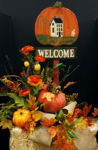 Welcome\ - michaels halloween decorations