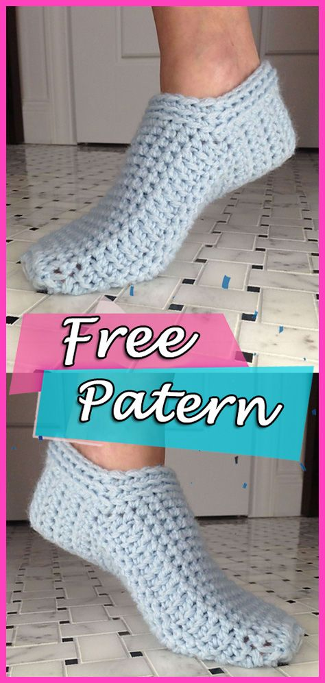 Ahh Spa Slippers Crochet Free Pattern – Feet Legs DIY – YARN OF ...