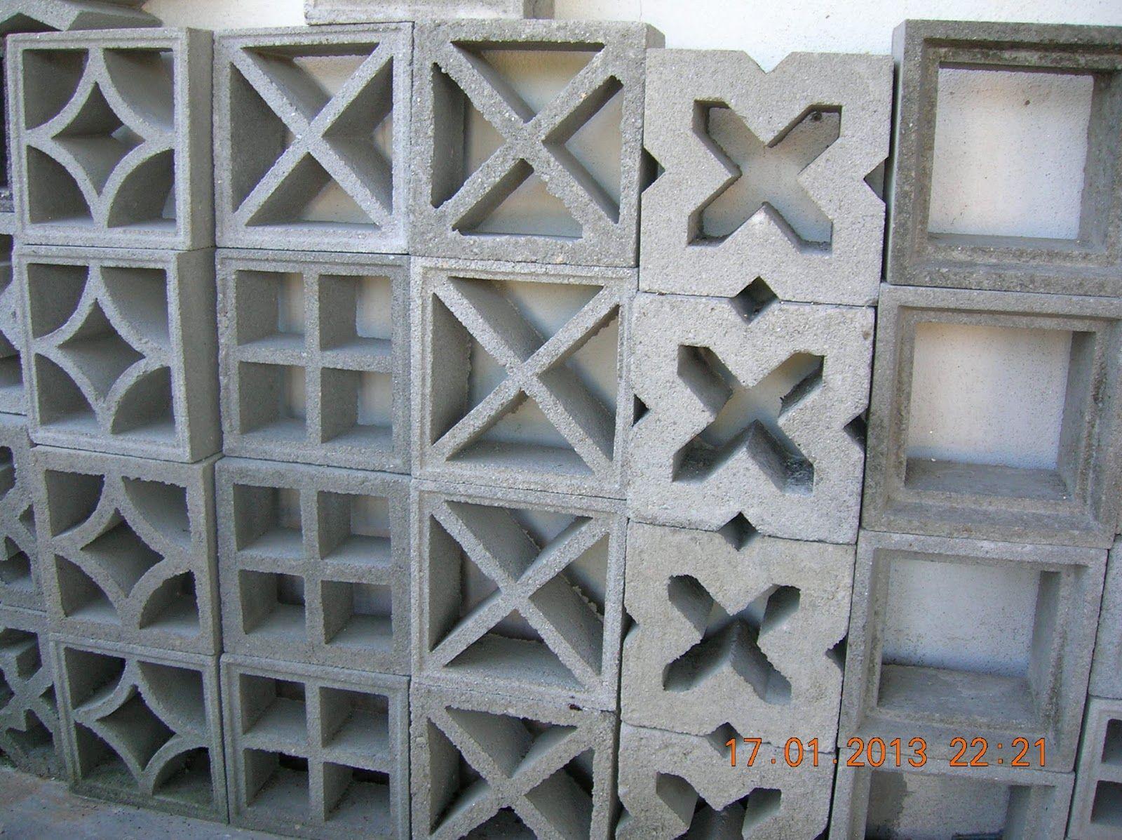 Ventilation Block Supplier Malaysia C Amp G United Trading Breeze Blocks Breeze Block Wall Screen Block