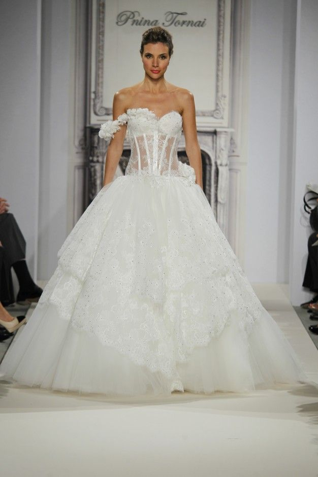 Pnina Tornai | DV\'s Bridal Market Favorites! | Pinterest
