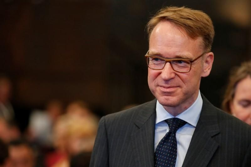 ECB's Weidmann says low rates must not last too long