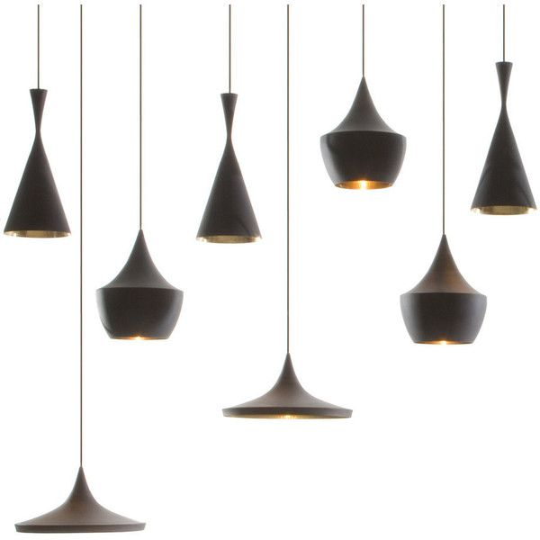 Beat Light Black   Tall By Tom Dixon (4.898.245 IDR) ❤ Liked Gallery