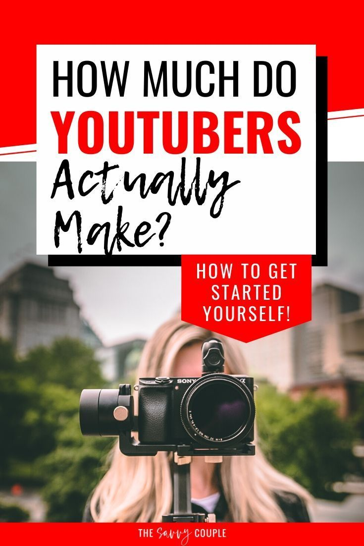 How Much Money Do YouTubers Actually Make? (More Than You ...