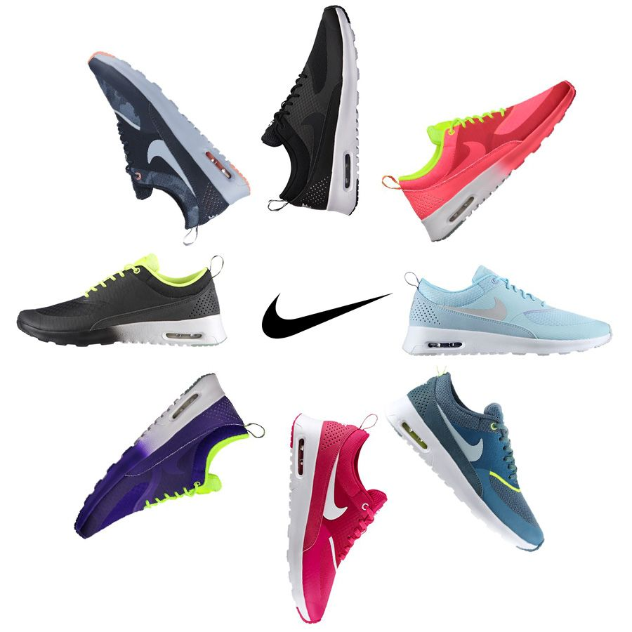 ds nike air max thea cement flyknit trainer
