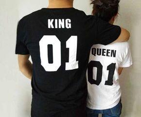 2 Franelas Personalizadas Dia De Los Enamorados Novios Pareja Bs 3 900 00 En Camisetas Personalizadas Para Parejas Camisas Para Parejas Ropa Para Novios