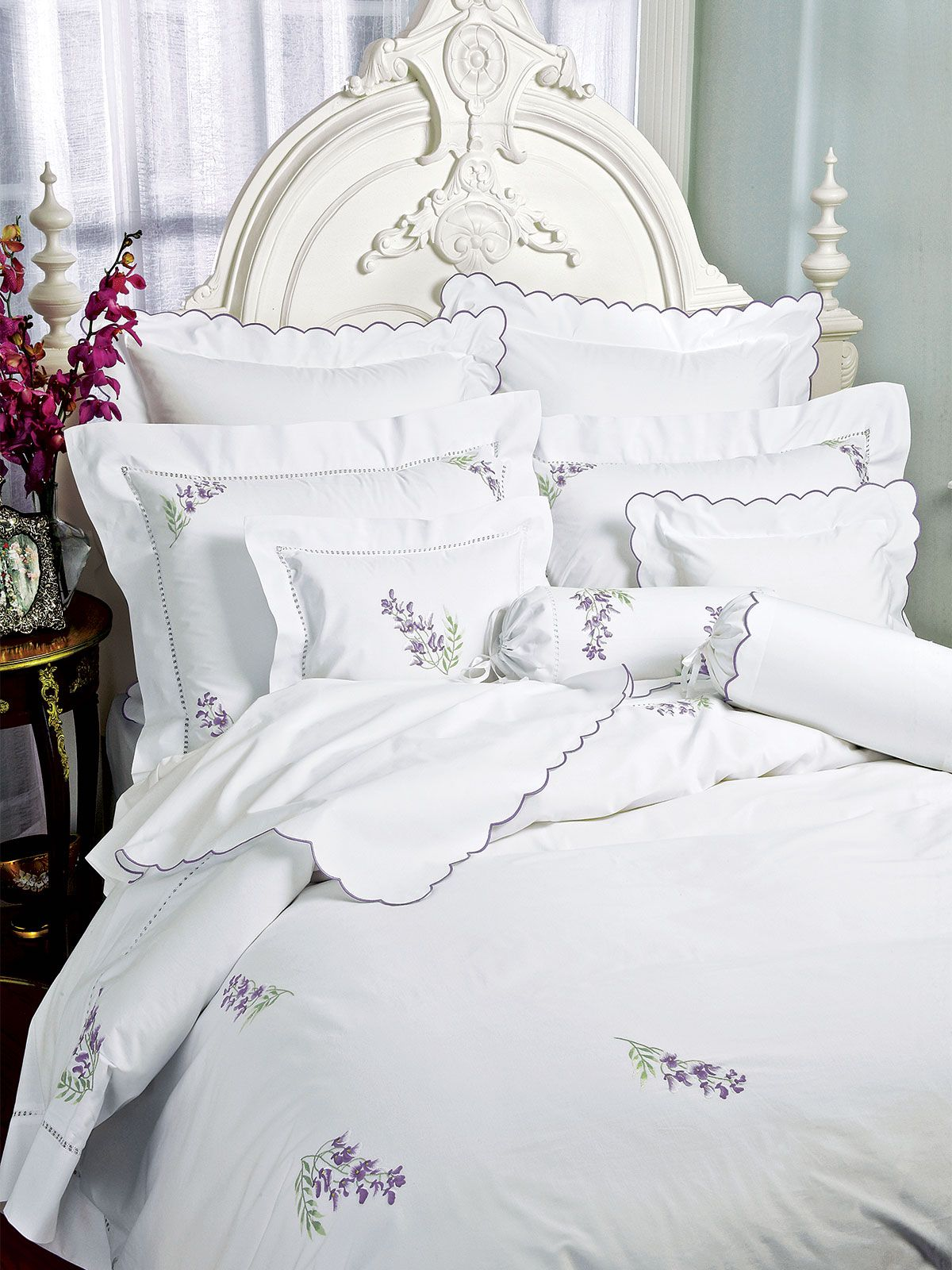 Bianca Luxury Bed Sheets The Softest Most Inviting Egyptian Cotton Percale Is Painstakenly Woven In Italy With Your Comfort Mind