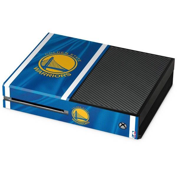 f46d747e9616 Golden State Warriors Jersey Xbox One Console Skin. Available as a case or  skin for multiple devices