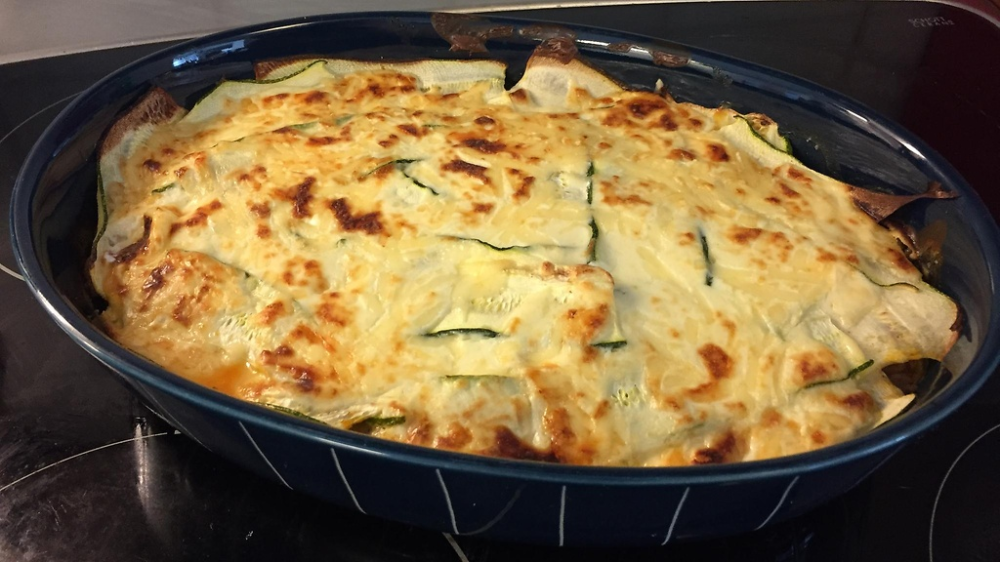 Terveellinen Lasagne