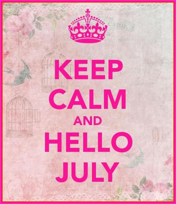 Beautiful Hello July Tumblr
