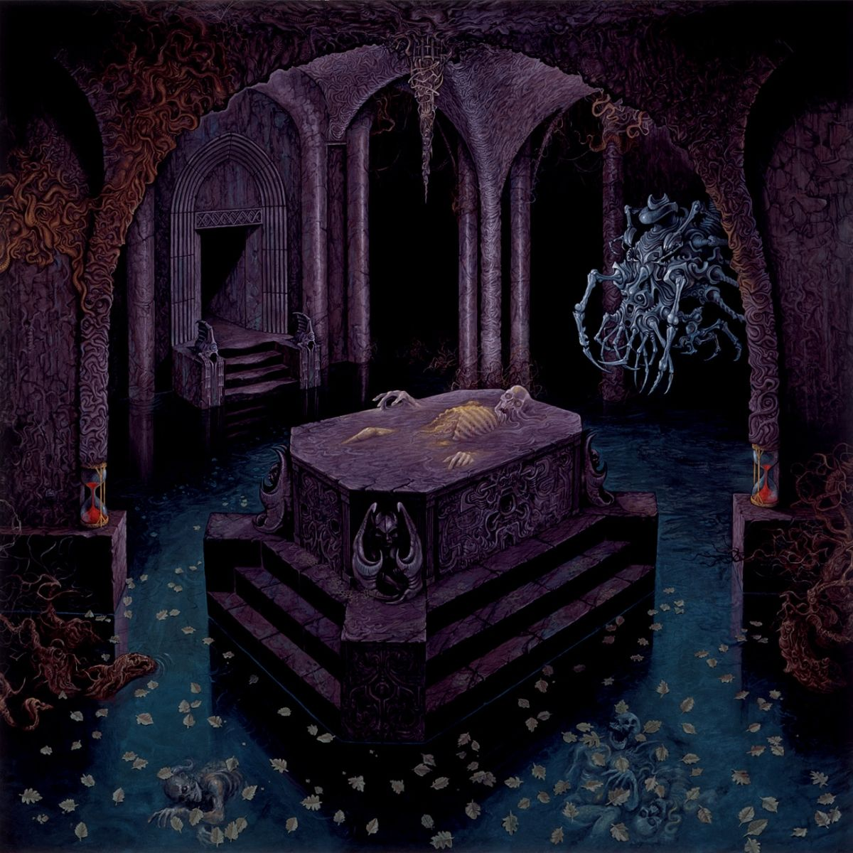 Dan seagrave considered dead gorguts old school for What is considered antique