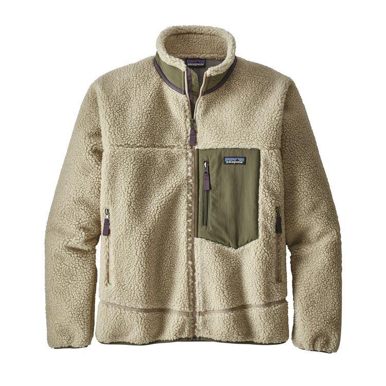 Men S Classic Retro X 174 Fleece Jacket Jackets Outdoor