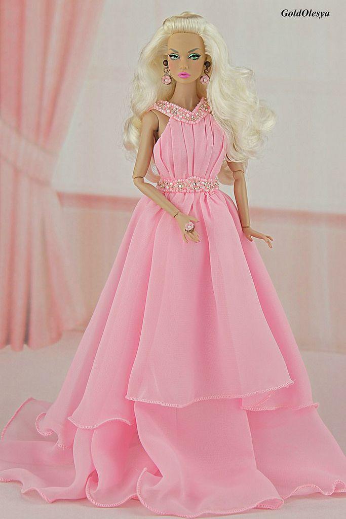 фото296   Barbie, Muñecas y Trajes fiesta