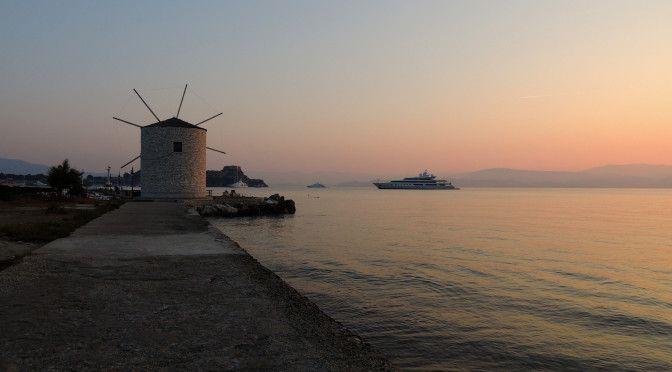 Korfu, sunrise.