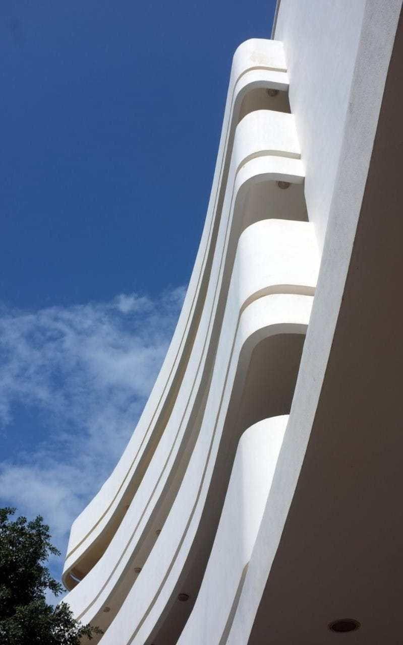 The White City (Bauhaus Architecure), Tel Aviv, Israel