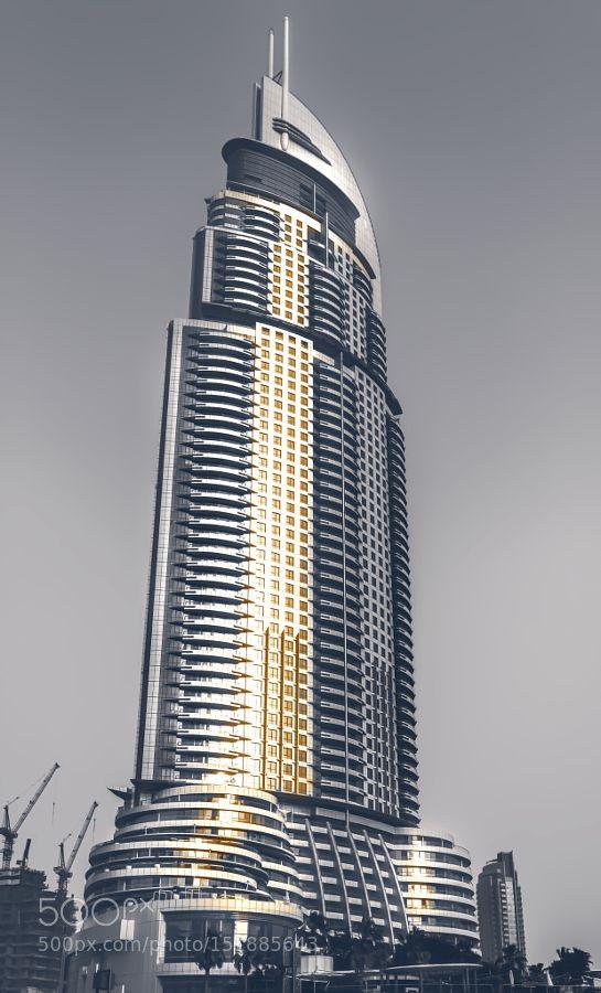 Dubai Project -- No 5 by mariorudolph