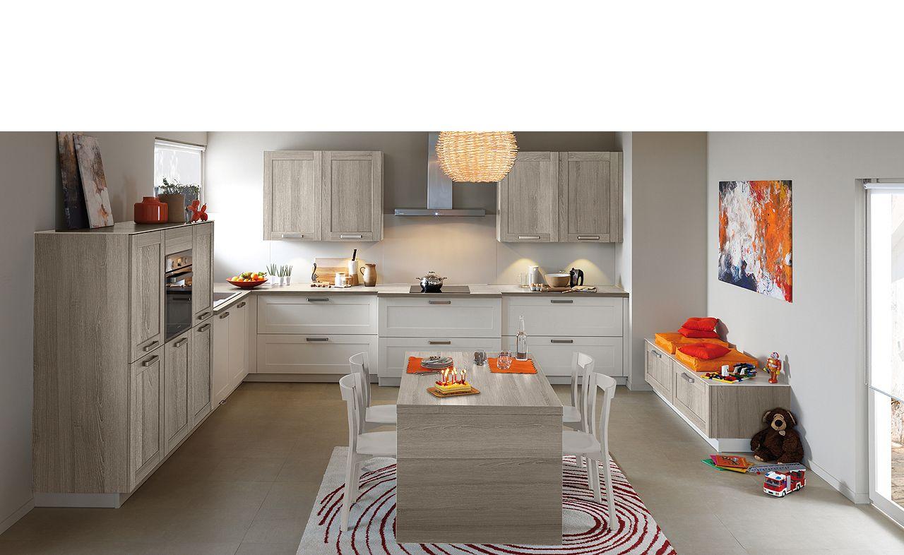 Bicolore inspiration cuisine pinterest cuisine design - Cuisine bicolore ...