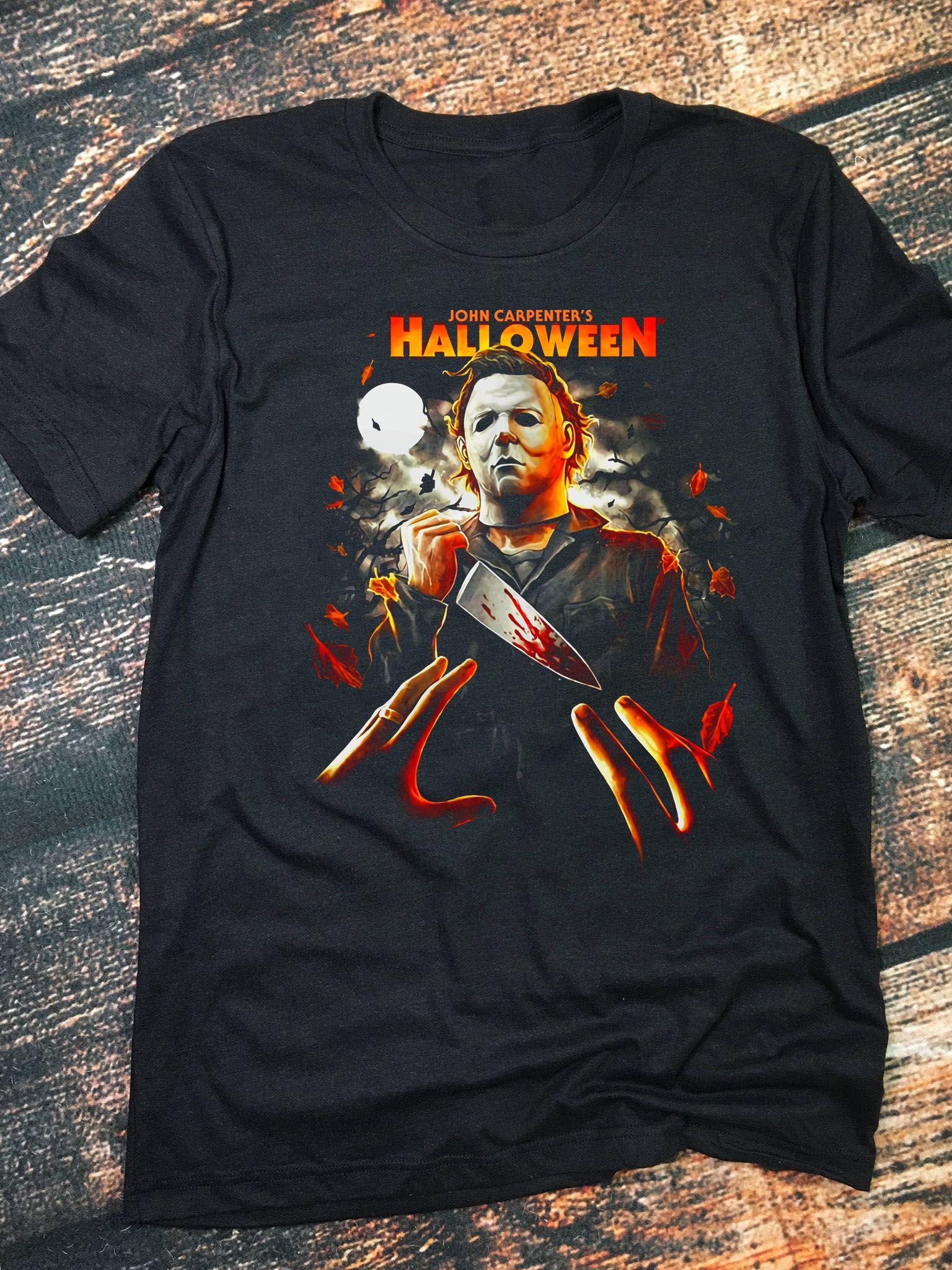 Michael Myers Halloween 1978 Women's TShirt in 2020