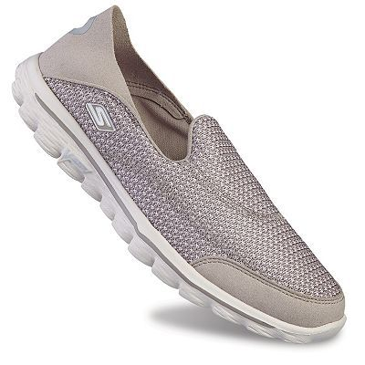 Skechers GOwalk 2 Convertible Women Walking Shoes
