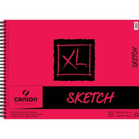 Arts Crafts Sewing Sketch Pad Sketches Canson Sketchbook