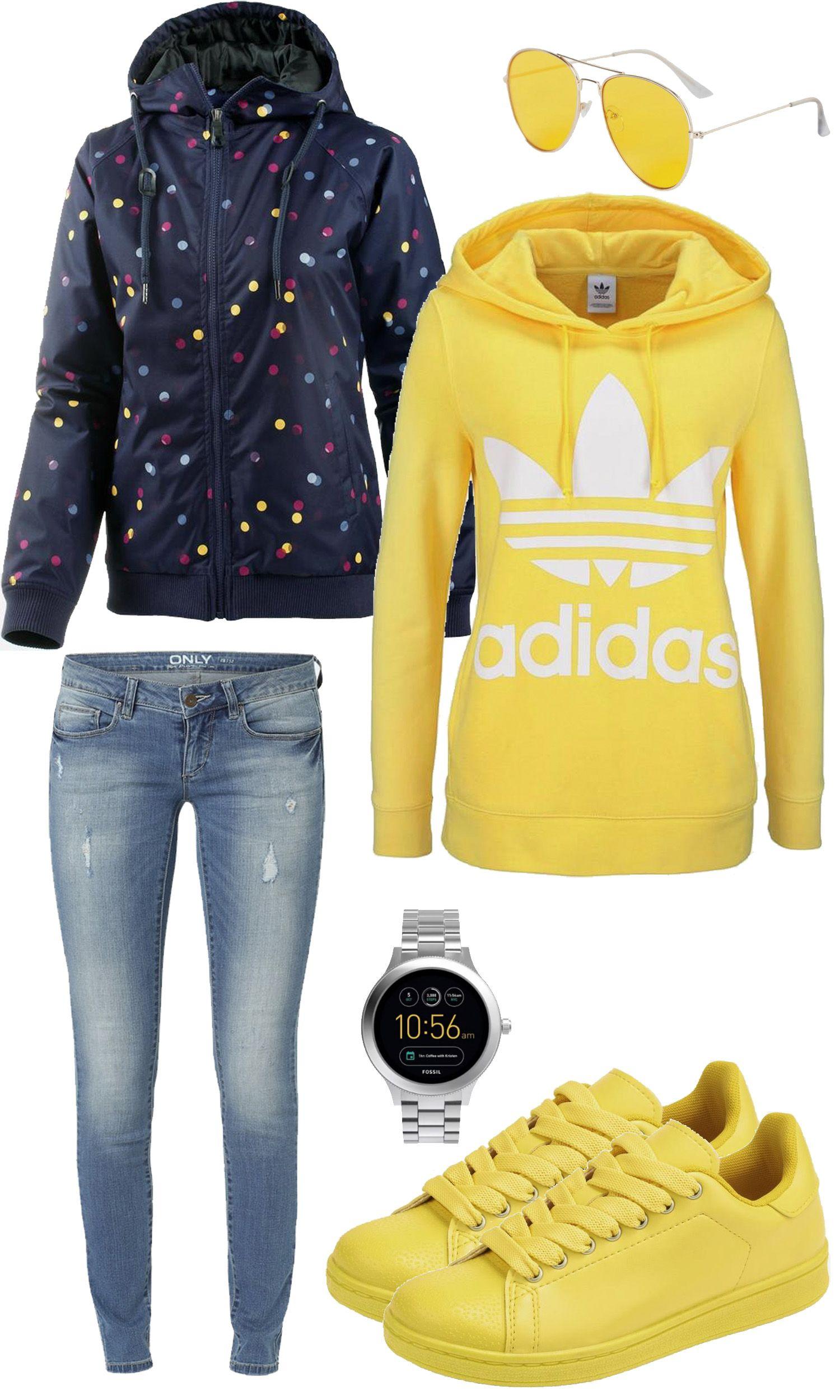 Sweatshirtadidas Mit Toller Look Coolen Adidas 3q54LAjcR