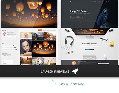 Check out new work on my @Behance portfolio: \