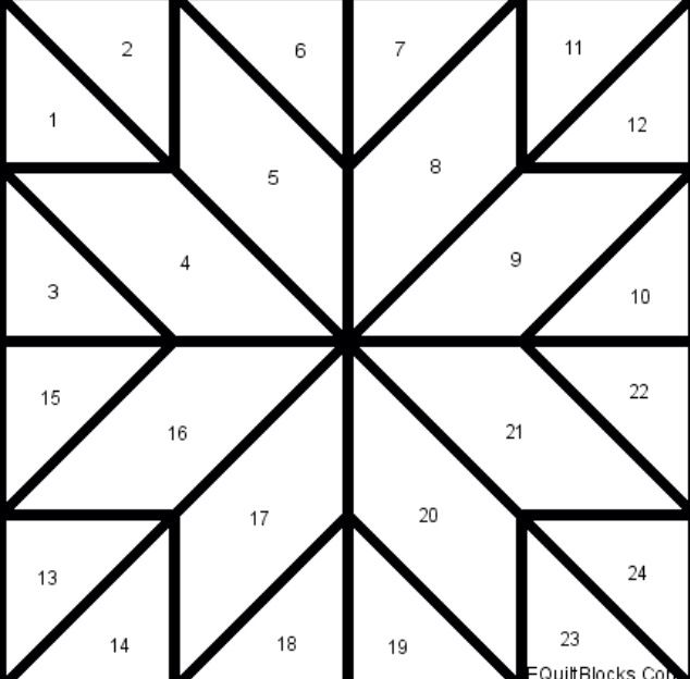 Barn quilt pattern Barn Quilts Pinterest Barn quilts, Barn - pattern block template