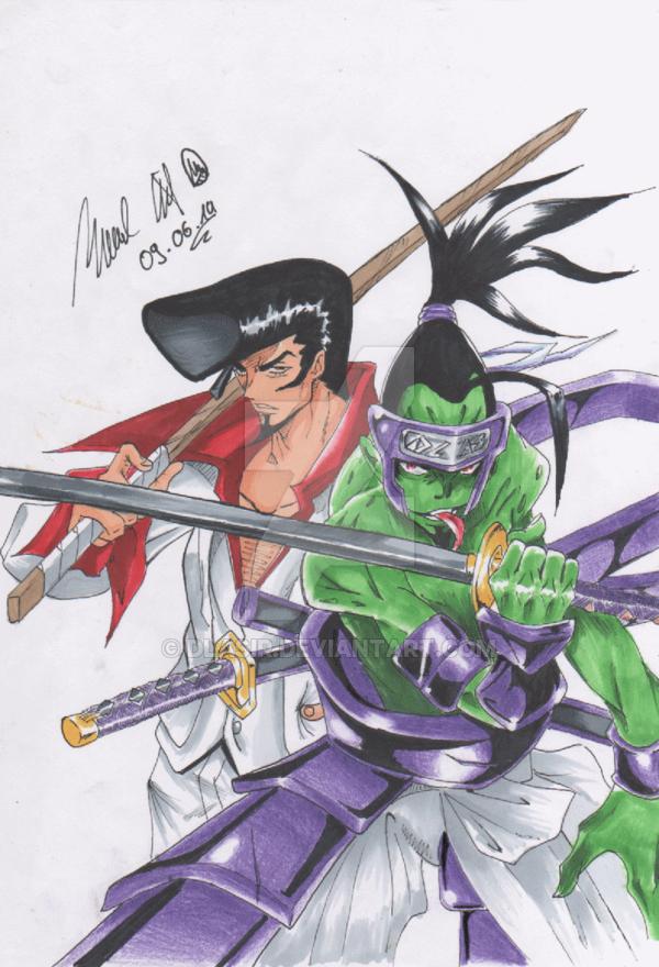 Shaman King Batch : shaman, batch, Tokageroh, Shaman, King,, Shaman,, Anime