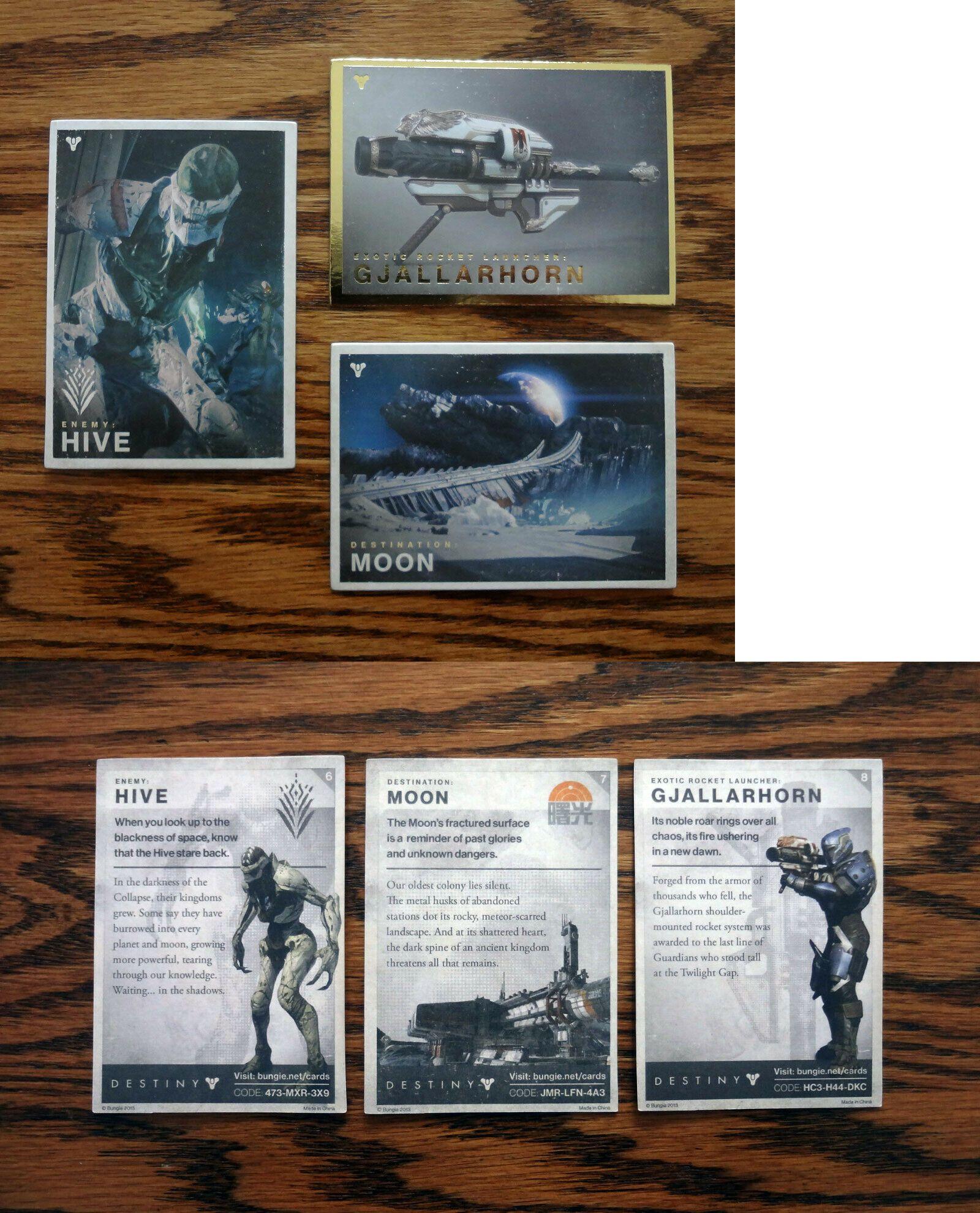 Video Game Merchandise 38583: Destiny Promo Egx Collectible